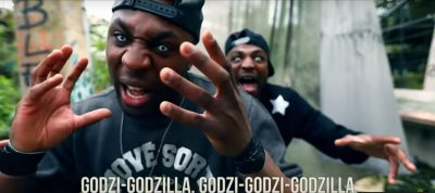 "[Clip] Mové Sort Cartel sort ""Godzilla"""