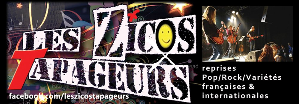 LES ZICOS TAPAGEURS